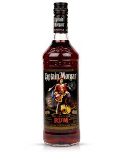 קפטן מורגן בלאק מכיל כמה סוגי רום שונים מג'מאייקה