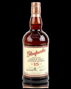 גלנפרקלס 15 שנים