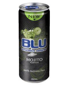 בלו  BLU DAY  משקה אנרגיה  מוחיטו - פחית
