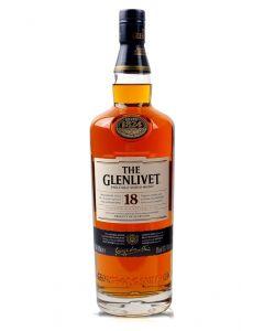 """גלנליווט 18 שנים - 750 מ""""ל"""