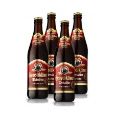 בנדיקטינר דונקל- בירה כהה חצי ליטר