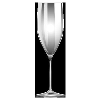 כוס לבן קלאסית